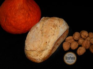 pan eco de calabaza y nueces