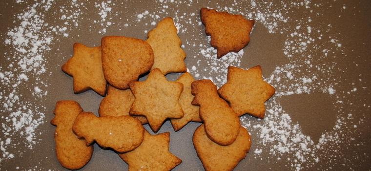 galletas centeno y jengibre